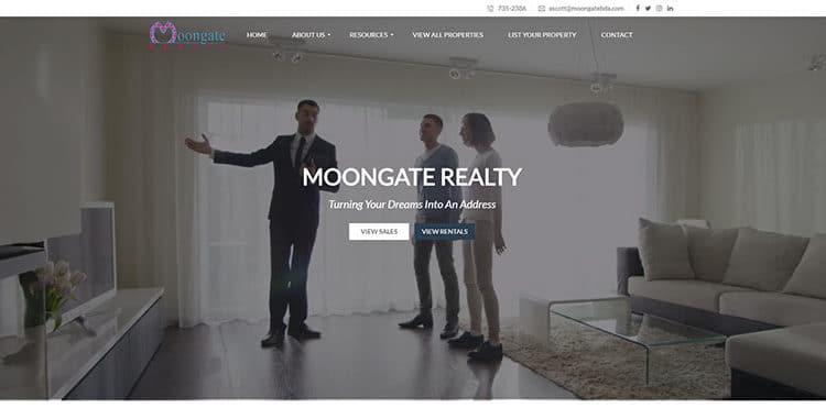 Moongate Realty Bermuda